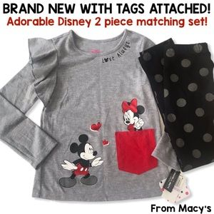❣️SALE! BRAND NEW w/ TAGS ATTACHED! Disney Set 😍